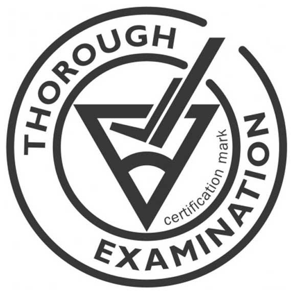 thorough-examination